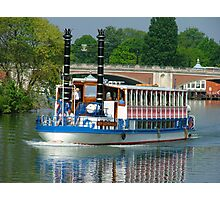 Southern Belle on the Thames Photographic Print