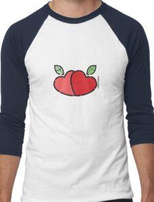 Adam's Apple ... Men's Baseball ¾ T-Shirt
