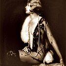 Ziegfeld girl - Muriel Finlay by © Kira Bodensted