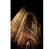 The First Church Of Lechuck... Orthodox Photographic Print