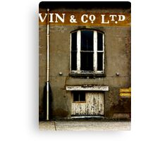 Bevin & Bevin Co Ltd Canvas Print
