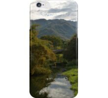 after a rainy night II - despues de una noche lluviosa iPhone Case/Skin