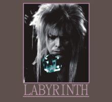 Labyrinth Jareth The Goblin King by Fratellastri