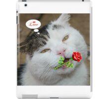 Butch Valentines iPad Case/Skin