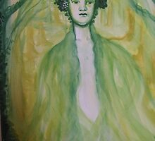 Greenman, Youth... by Heidi Norman