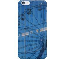 Ferris Wheel Reflections iPhone Case/Skin