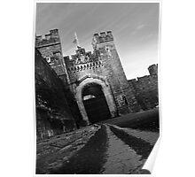 Arundel Castle Gates Poster