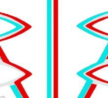 Seele Symbol Sticker