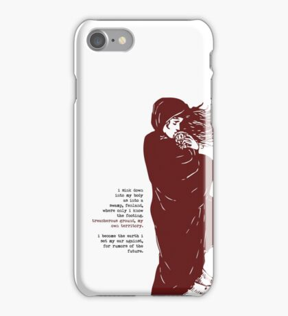 Handmaid's Tale - Literary Quote iPhone Case/Skin
