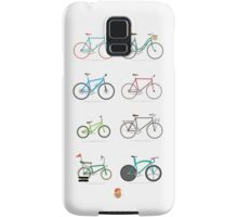 Bicycle Season Samsung Galaxy Case/Skin