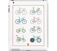 Bicycle Season iPad Case/Skin