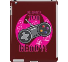 Player Two iPad Case/Skin