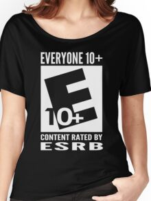 Everyone Rating Women's Relaxed Fit T-Shirt