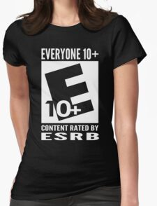 Everyone Rating Womens Fitted T-Shirt