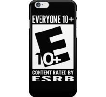 Everyone Rating iPhone Case/Skin