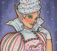 Candy Elf by Kylie Johnston