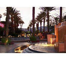 Red Rock Casino/Las Vegas... Photographic Print