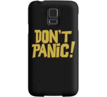 DON'T PANIC Samsung Galaxy Case/Skin