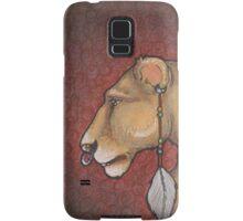 Lioness Adorned Samsung Galaxy Case/Skin