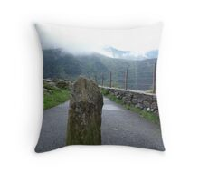 Snowdon Horseshoe Throw Pillow