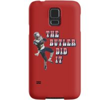 The Butler Did It - New England Patriots Malcolm Butler 21 Samsung Galaxy Case/Skin