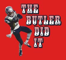 The Butler Did It - New England Patriots Malcolm Butler 21 by shirtsforshirts