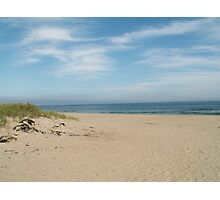 Seabrook Beach Photographic Print