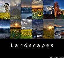 Austrian Landscapes by Stefan Trenker