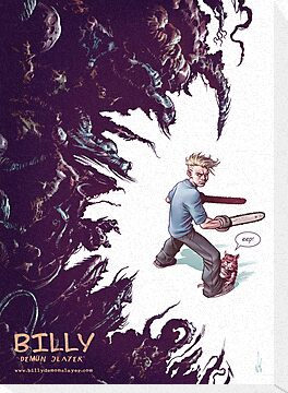 Billy: Demon Slayer by Chris Wahl