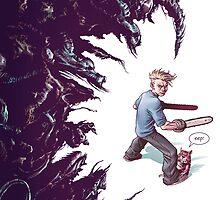 Billy: Demon Slayer by Chris Wahl