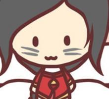 Ahri - Valentine's Day [ League Of Legends ] Sticker
