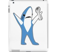 Katy Perry Tsundere the Shark - Patriots Lombardi Trophy iPad Case/Skin