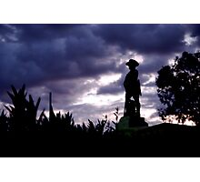 Anzac Day 2008 Photographic Print