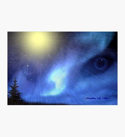 NORTHERN SPIRIT EYES Photographic Print
