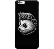 funky panda iPhone Case/Skin