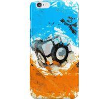 Aperture & the gels iPhone Case/Skin