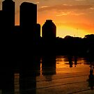 ~Urban Sunset~ by a~m .
