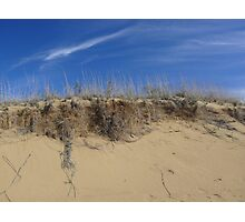 Dune, and Sky Photographic Print