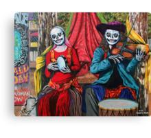 'AT THE RENAISSANCE FESTIVAL'  Canvas Print