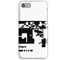 Deconstruction of Here iPhone Case/Skin