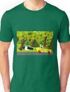 You Break Em' We'll Tow Em' Unisex T-Shirt