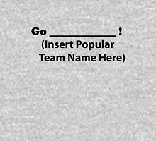 Fair Weather Sports Team Unisex T-Shirt