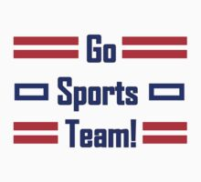 Go Sport Team! Kids Tee