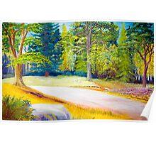 Argyll Forest Park (1) Poster