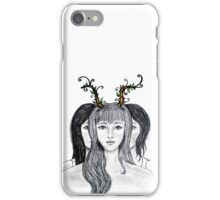 because three's a crowd iPhone Case/Skin