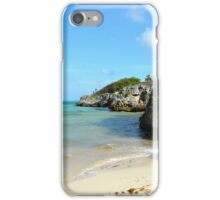 Island Beach Photo iPhone Case/Skin
