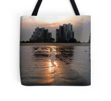 Sunset - Revere Beach, MA Tote Bag