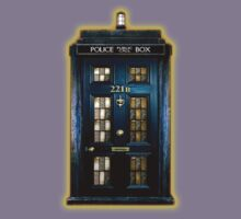 Space Traveller Box with 221b number Kids Clothes