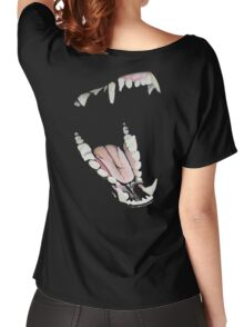 Wolf Teeth Women's Relaxed Fit T-Shirt
