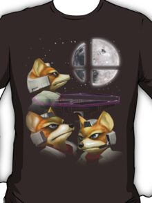 20XX: Three Fox Moon T-Shirt